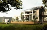 Instalación solar para antiguas casas holandesas