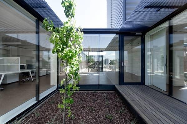 Royal-Wolf-oficinas-contenedores-patio-suelo-madera