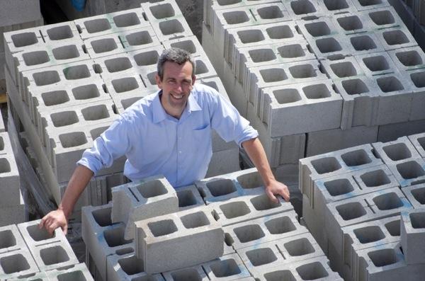 CarbonCure: materiales de hormigón fabricado con CO2