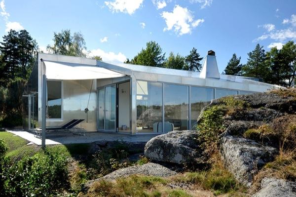 cabaña-aluminio-Noruega-exterior-esquina-terraza
