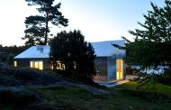 Aluminum Cabin: casa de vaciones en Noruega