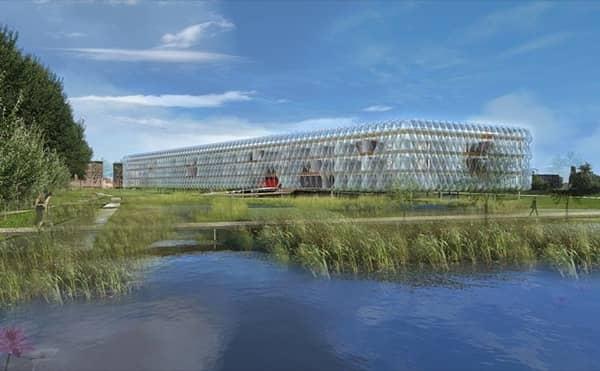 Campus-Tecnologias-Agua-Leeuwarden paisaje