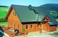 Tipos más comunes de casas de madera