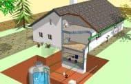 Reciclaje del agua de lluvia