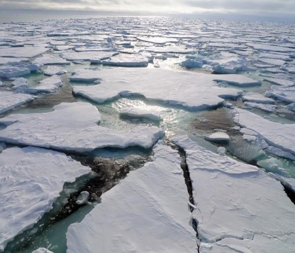 deshielo-Ártico