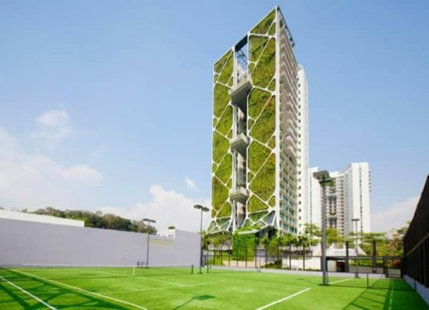 jardin-vertical-condominio-Tree-House-Singapur