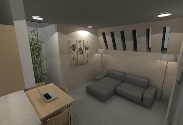 Casa-Refugio-subterráneo-sala