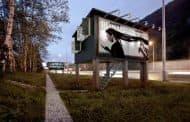 Gregory: convierte vallas publicitarias en viviendas