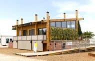 SymbCity: construyendo en azoteas de edificios existentes