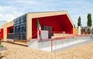 RhOME: vivienda solar con importantes soluciones pasivas