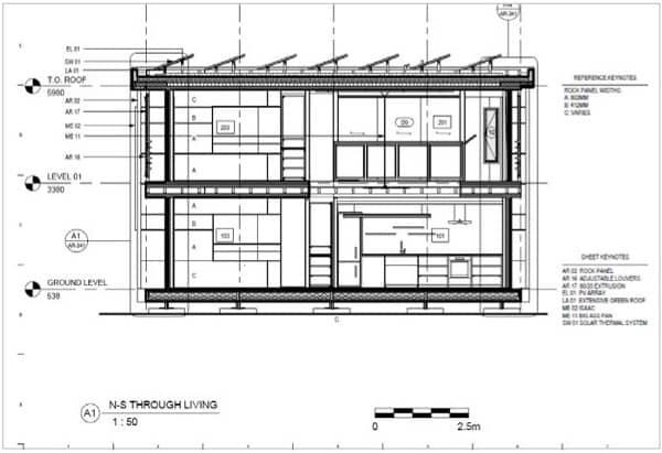 plan-seccion-casa-prefabricada-Reciprocity-SD2014