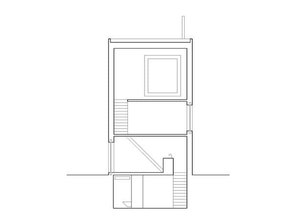 plano-seccion-Windig-casa-minima-madera