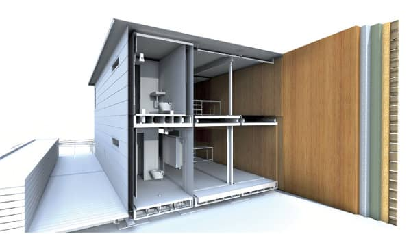 seccion-render-constructiva-casa-prefabricada-Reciprocity-SD2014