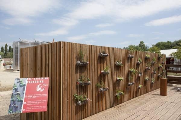 Casa-Fenix-muro-vegetal-botellas