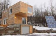 MEKA: casas modulares que se compran online, y se envían a cualquier parte