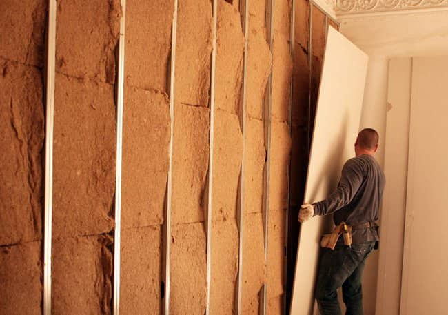 Isonat Flex 40: material aislante procedente de la madera