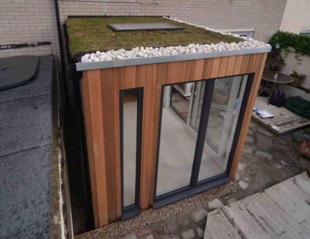 Casetas prefabricadas helix studio del fabricante garden - Casetas de obra para jardin ...