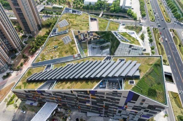 centro-cultural-Valle-Fenix-Jiangsu-vista-aerea
