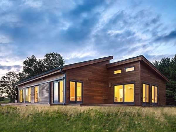 Balance casa prefabricada ecol gica de blu homes - Casas prefabricadas sostenibles ...