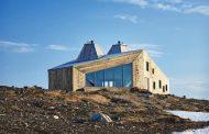 Cabaña Rabot: albergue autosuficiente en las montañas de Noruega