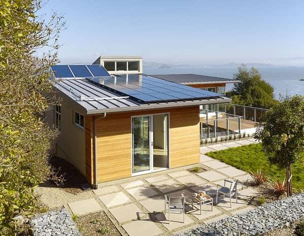 exterior-Tiburon Bay House-placas-solares