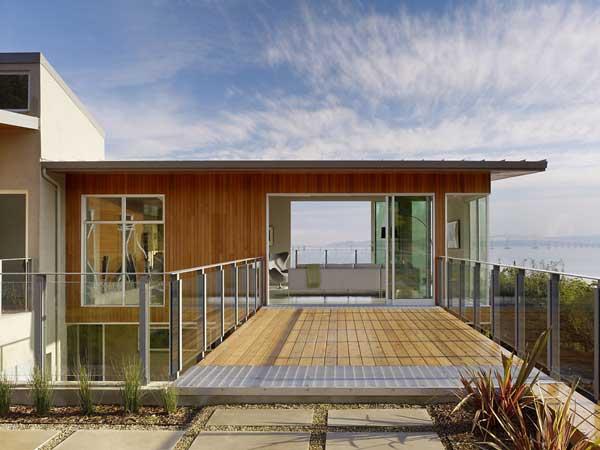 exterior-Tiburon Bay House-puente