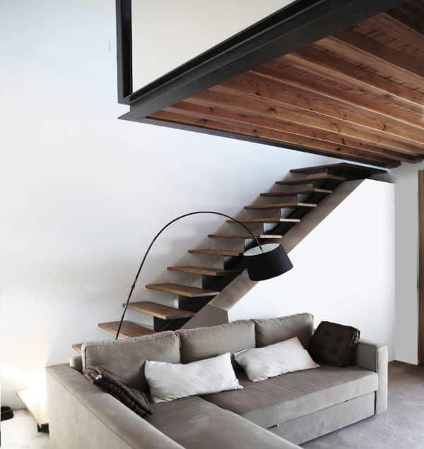 interior-Refugio Fleix-sala