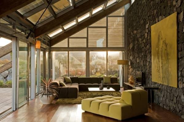 interior-salon-Casa-Bioclimatica-en-Tenerife