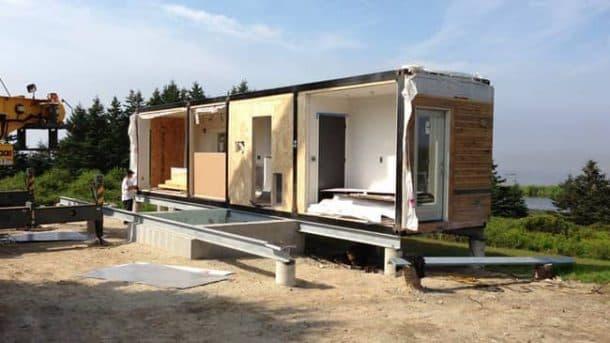 Casas modulares de lujo que se env an a cualquier parte meka - Casas modulares de lujo ...
