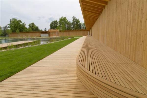 piscina natural Riehen-zona-descanso