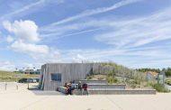 Duna Habitada: equipamiento deportivo en la costa francesa