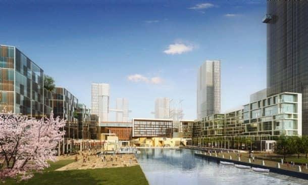 Meixi-desarrollo-sostenible-Changsha-canal