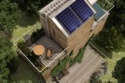SKIT: micro-casa para una persona