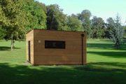 Bonus Room: oficinas para el jardín