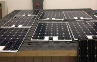 Kit de instalación fotovoltaica del Instituto Fraunhofer