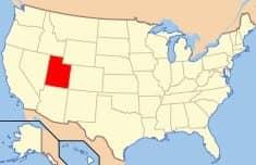 Casa-Hozho Estado de Utah