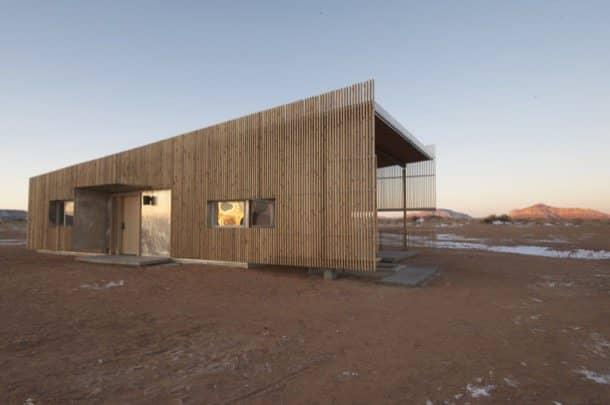 Hozho casa de campo en Navajo Mountains