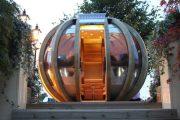 G-Pod: casetas prefabricadas para el jardín