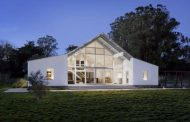 Hupomone: casa de campo con certificación LEED