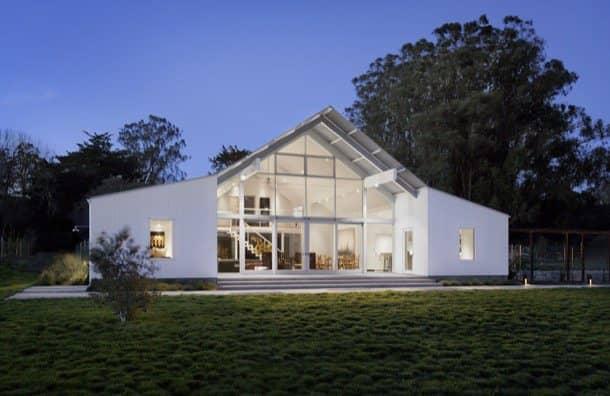 Hupomone-Ranch casa de campo en California