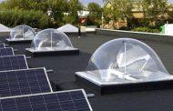 LightCatcher: claraboya inteligente para ahorrar energía
