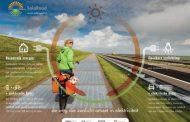 SolaRoad: carriles bici que generan energía