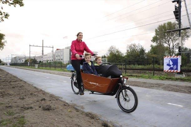 SolaRoad-carril-bici-solar-Holanda