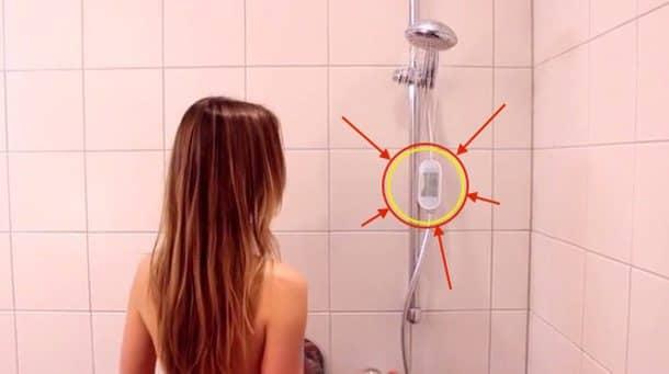 Amphiro-B1 para ahorrar en la ducha