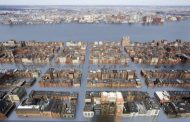 Ciudades inundadas por la subida de los mares