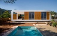 El Refugi: casa prefabricada ecológica NOEM