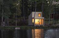 Woody15: refugio de madera con 29 elementos