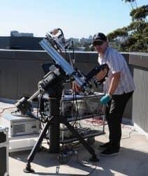 Dr Mark Keevers jefe equipo récord de eficiencia fotovoltaica