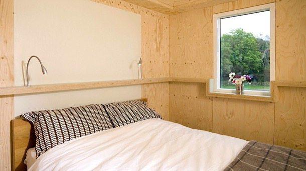 Brockloch-Bothy-dormitorio