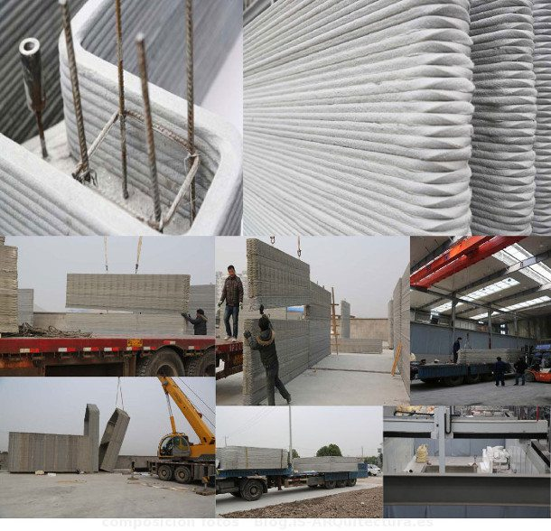 Winsun Pionera En Arquitectura Por Impresi N 3d